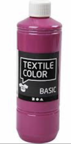 Textile Color Basic 500 ml.